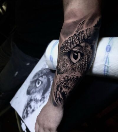 daniel_advarp - Tattoo Studio Zürich